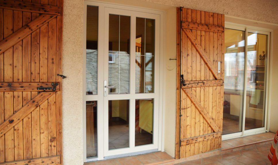 Fabricant de portes d'entrée près de Blagnac